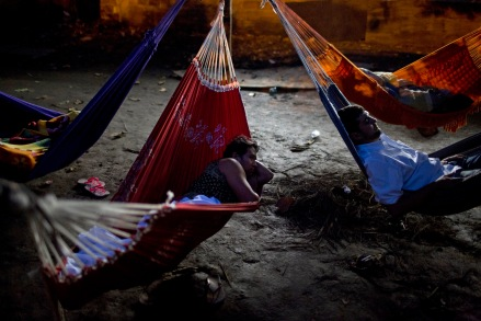 Brazil Indigenous Eviction